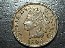 1905 Indian Head Cent  --  MAKE US AN OFFER!  #W4845 ZXCV