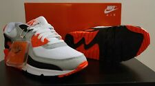 Air Max 90/Air Max 3 III Infrared Radiant Red Black Men's CT1685-100 Size 7 Men