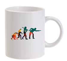 Evolution of Snooker Pool 1 Personalised Mug Ape to Man Billiards Funny Gift