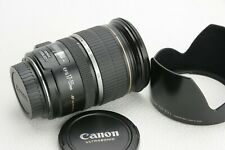 Canon EF-S 17-55 mm F/2.8, IS USM