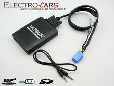 INTERFACE MP3 USB AUDIO AUTORADIO COMPATIBLE ALFA ROMEO 147 2000 à 2009