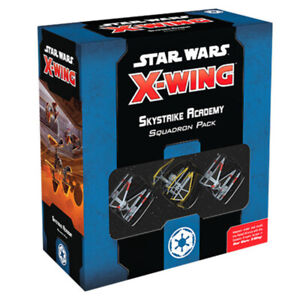 Star Wars X-Wing Second Edition Skystrike Academy Squadron Expansion Pack NEW