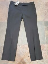 cd7f6dabda7d7 Ladies Black Trousers Size 14 George