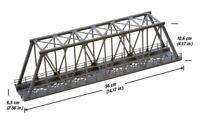 H0 escala 1:87 ho modelismo maqueta Puente Girder Bridge Noch 21320 36cm