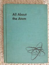 Antique Books in Education Materials Grammar, Atoms, Chemistry, etc. (#3447)