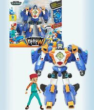 TOBOT Adventure MACH W Transformer 3 Mode Robot, Combat Plane,Bike Korea TV Toy