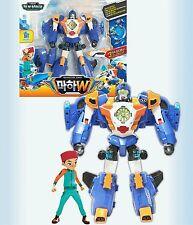 TOBOT Adventure MACH W Transformer 3 Mode Robot, Combat Plane,Bike Korea TV Toy