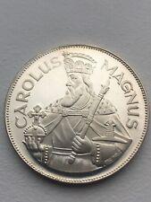 Andorra 1960 50 Dinars Proof silver