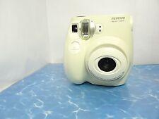 Fujifilm Instax Mini 7S Instant Point & Shoot Film Camera White Polaroid *SN334