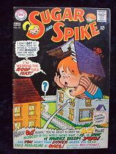 SUGAR AND SPIKE #75  DC COMICS SILVER AGE