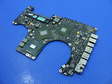 "Apple MacBook Pro A1286 15"" 2009 T9550 2.66GHz Logic Board 661-5089 820-2532-A"