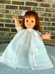 Baby Crissy Doll Ready for a New Adventure