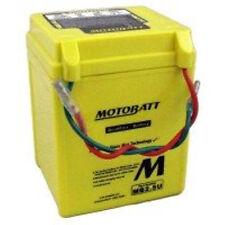 New MotoBatt MB2.5U atv utv12 volt motorcycle replacement battery YB2.5L-C-1