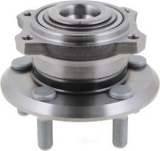 Wheel Bearing and Hub Assembly Rear BCA Bearing WE61791 fits 2005 Dodge Magnum