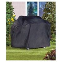 "Weather Resistant Gas Grill Cover Small 59"" Vinyl Cover Waterproof Protection"