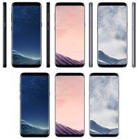"5.8"" Samsung Galaxy S8 SM-G950FD 64GB Dual Sim T-Mobile UNLOCKED 4GB Smartphone"