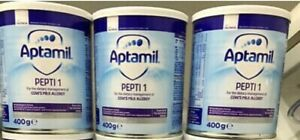 Aptamil Pepti 1 Hypoallergenic 400g Formula Milk