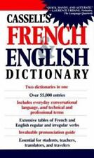Cassell's French & English Dictionary [  ] Used - Good