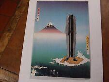 CAMEL NUDE TOUR 1981 OFFICIAL PROGRAMME WORLD TOUR