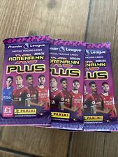 More details for panini premier league 2020/21 adrenalyn xl plus trading 29 packs prem football