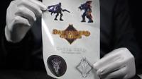 Darksiders Genesis Stickers Set - 'The Masked Man'