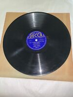 Jimmy Dorsey 1939 I Get Along Without You Very Well 78rpm- DECCA 2322