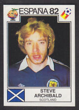 Panini - Espana 82 World Cup - # 414 Steve Archibald - Scotland