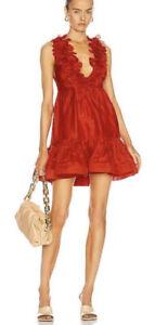 Zimmermann Lovestruck Garland Mini Dress -BNWT- RRP$1,250 AUD