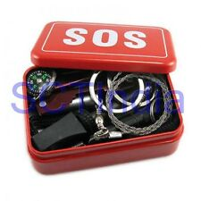 Emergency SOS Kit Car Earthquake Emergency Outdoor Camping Survival Tool kit