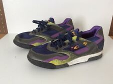 Classic Vintage Asics Gel Shoes * Never Used! Size Mens 10 * 1990S