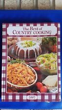 NEW BOOK: Taste of Home BEST Of COUNTRY COOKING 2007~ MY BOOKS ARE BRAND NEW!