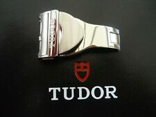 NEW Rolex Tudor 18mm 100% Genuine Deployment Clasp Stainless Steel Strap Band