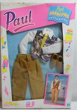 Hasbro 1991 Sindy Paul Fashions Collection European C-222 Mip B