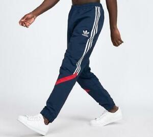 Mens Adidas Sportivo Track Pant Navy/Red (PA1) RRP £64.99