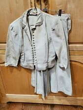 ladies vintage jonathan logan outfit size 15 cream colored