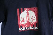 BAD RELIGION Vintage THE EMPIRE STRIKES FIRST Punk T SHIRT NOFX SNUFF SKATE S