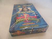Mighty Morphin Power Rangers Hobby Edition New Season 36 Unopened Card Box NS07