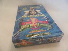 Mighty Morphin Power Rangers Hobby Edition New Season 36 Unopened Card Box NS07