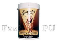 Crema gel alla Vaniglia 300ml - Snellente Rassodante Anticellulite Modellante