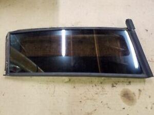 Right Pass Rear Door Vent Window Glass Fits 91-94 Chevrolet BLAZER S10/JIMMY S15