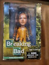 Breaking Bad Jesse Pinkman Bobble Head Mezco Toyz Wacky Wobbler Bobblehead NEW