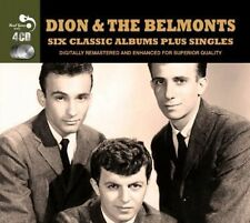DION & THE BELMONTS - SEVEN CLASSIC ALBUMS NEW CD