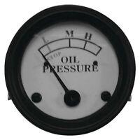 Oil Pressure Gauge For John Deere A, AN, ANH, AWH, M, MC, MI, MT; 1407-0565