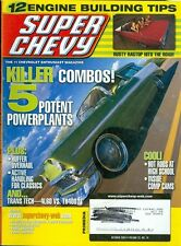 2003 Super Chevy Magazine: Killer Combos/Hot Rods at High School/Huffer Overhaul