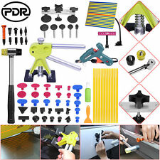 Paintless Hail Repair Dent Puller Lifter PDR Tools Car Charger Glue Gun Removal