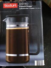 Neu☕Bodum  Kaffee-Bereiter French Press 8 Tassen 1 Liter OVP Geschenk