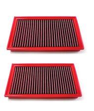 FILTRO ARIA BMC JAGUAR XF 5.0 V8 385 CV DAL 2009 2 FILTERS 2x FB752/20