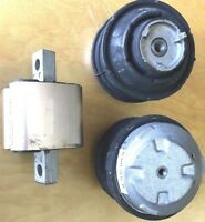 3PC MOTOR MOUNT FOR 2004-2008 CHRYSLER CROSSFIRE FAST FREE SHIPPING