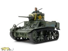 M3 Stuart - Late Production - US Light Tank - 1:35 - Tamiya 35360