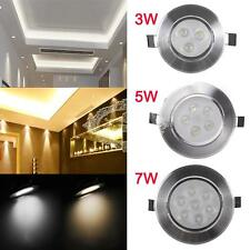3W LED Ceiling Downlights Angle Adjustment Light Fittings Recessed Spotlights